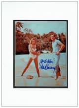 Sean Connery Autograph Photo - James Bond 007