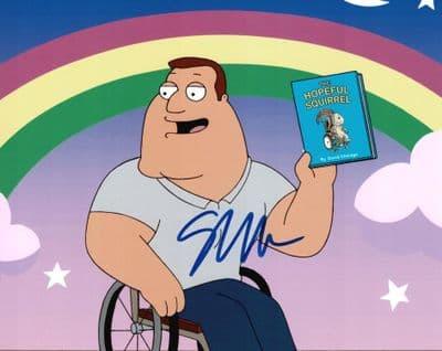 Seth MacFarlane Autograph Signed Photo - Family Guy