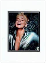 Sharon Stone Autograph Photo