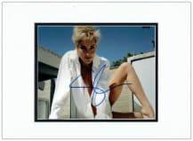Sharon Stone Autograph Signed Photo