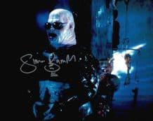 Simon Bamford Autograph Signed Photo - Hellraiser