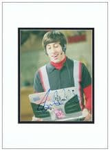 Simon Helberg Autograph Signed Photo - The Big Bang Theory