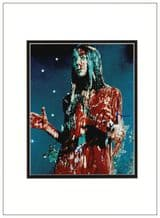 Sissy Spacek Autograph Signed Photo - Carrie