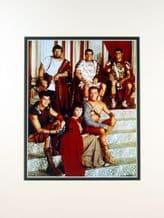 Spartacus Autograph Signed Photo