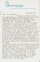 Stan Laurel Typed Letter Signed