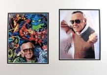 Stan Lee Autograph Signed Photo - Spider-Man