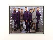Star Trek: Enterprise Autograph Signed Photo