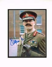 Stephen Fry Autograph Photo - Blackadder