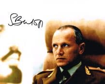 Steven Berkoff Autograph Signed Photo - Octopussy