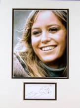 Susan George Autograph Signed - Straw Dogs
