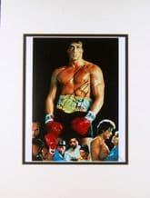 Sylvester Stallone Autograph Photo - Rocky