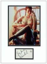 Sylvia Kristel Autograph Signed Photo - Emmanuelle