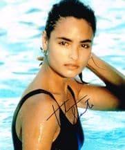 Talisa Soto Autograph Signed Photo