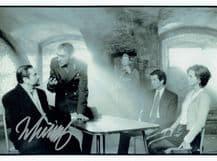 Tcheky Karyo Autograph Signed Photo - Goldeneye