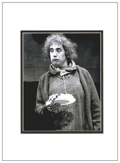 Terry Jones Autograph Photo Signed - Monty Python