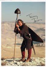 Terry Jones Autograph Signed Photo - Monty Python