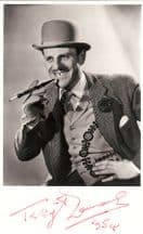 Terry Thomas Autograph Signed Photo