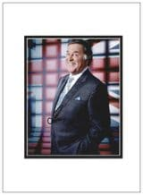Terry Wogan Autograph Signed Photo