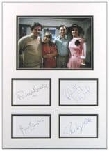 The Good Life Autograph Signed Display