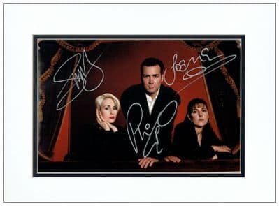 The Human League Autograph Signed Photo