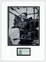 Thomas Sopwith Autograph Display