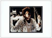 Tim Burton Autograph Signed Photo
