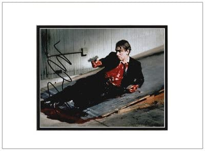 Tim Roth Autograph Signed Photo - Reservoir Dogs