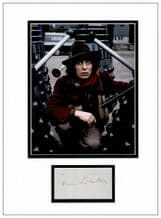 Tom Baker Autograph Signed Doctor Who