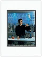 Tom Cruise Autograph Signed Photo - Cocktail