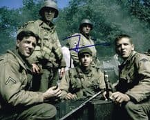 Tom Sizemore Autograph Signed Photo - Saving Private Ryan