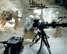 Tony Allen Autograph Signed Photo - Empire Strikes Back
