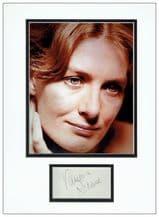 Vanessa Redgrave Autograph Signed