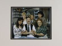 Vicki Michelle Autograph Signed Photo - 'Allo 'Allo