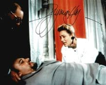 Virginia Hey Autograph Signed Photo - The Living Daylights
