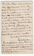 William Ewart Gladstone Autograph Postcard