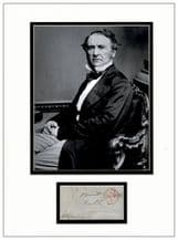 William Gladstone Autograph Signed Envelope