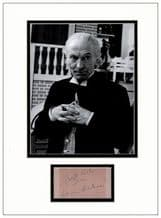 William Hartnell Autograph Signed - Doctor Who