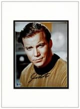 William Shatner Autograph Signed Photo