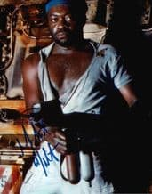 Yaphet Kotto Autograph Signed Photo - Alien