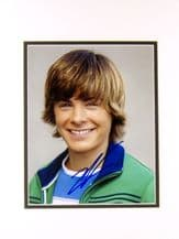 Zac Efron Autograph Signed Photo - High School Musical