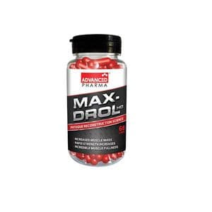 Advanced Pharma – MAX DROL HD. (Max LMG and Superdrol)