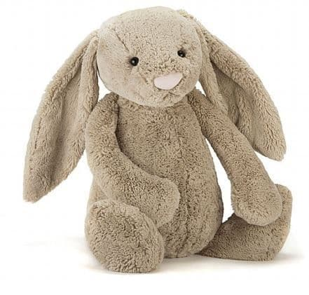 Bashful Bunny Beige - Medium