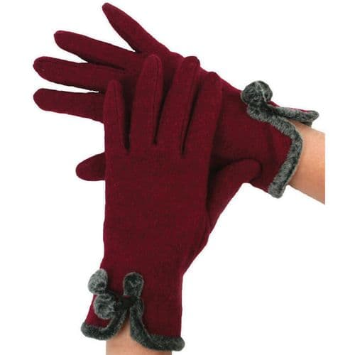 Cosy Fabric Gloves