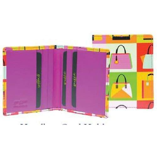 Handbag Design Leather Card Holder
