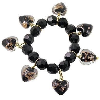Hearts of Glass Bracelet