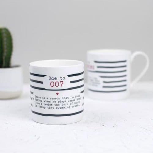 James Bond 007 Mug
