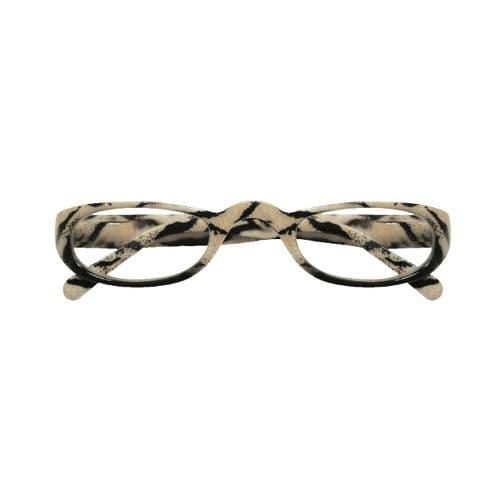 Reading Glasses Black Tiger Stripe
