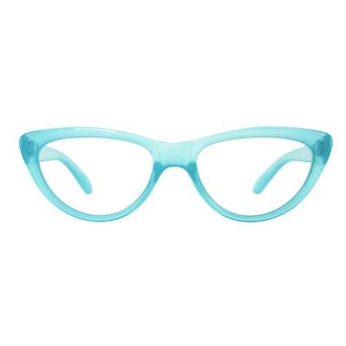 Reading Glasses Boho Blue Eyes