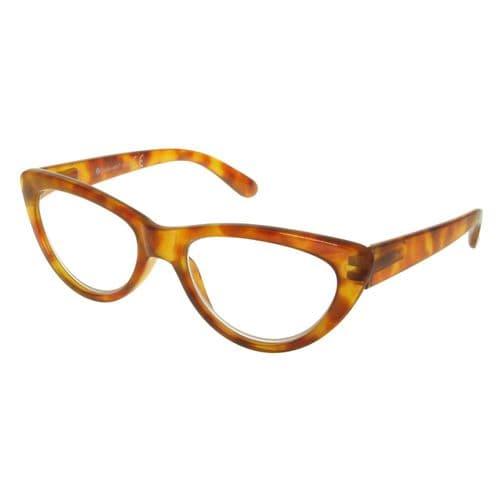 Reading Glasses Cat's Eye Honey