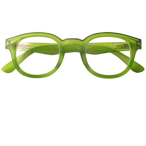 Reading Glasses Luscious Lime Big & Bold
